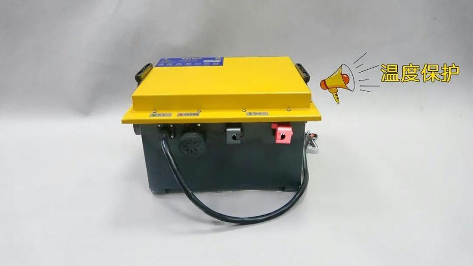 手推式洗地车锂电池