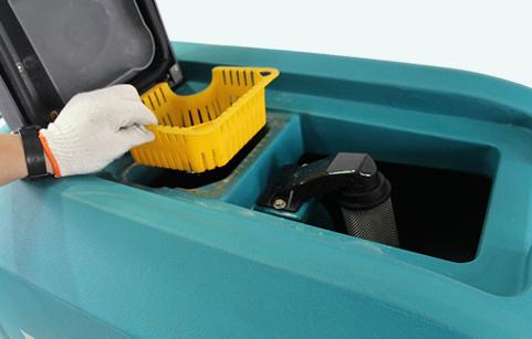 坦力洗地机污水箱