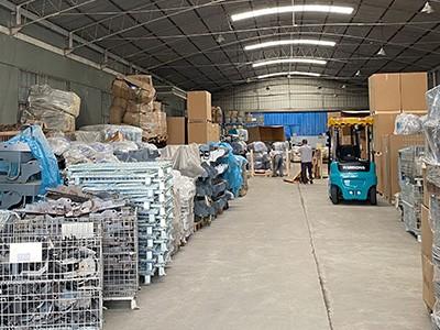 工厂清洁设备解决方案