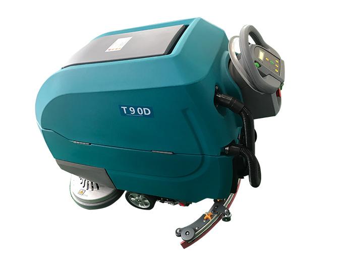 坦力清洁设备浅析洗地机的日常保养和维护