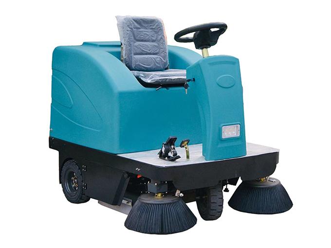 扫地机能否在下雨天作业,坦力清洁设备来告诉您