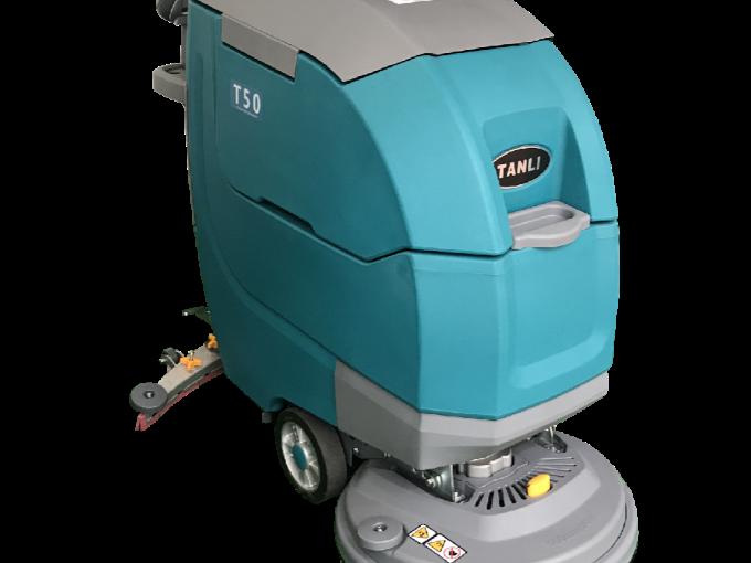 清洁设备洗地机正确使用的9条规范
