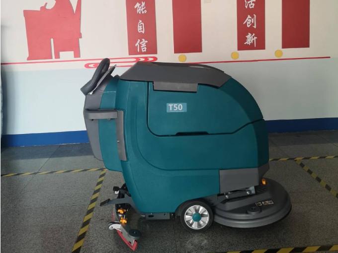 有了这样的洗地机,小朋友们的卫生安全才更有保障