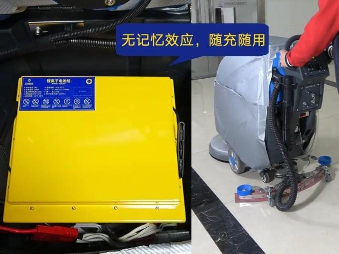 洗地车洗地机锂电设备保养小技巧