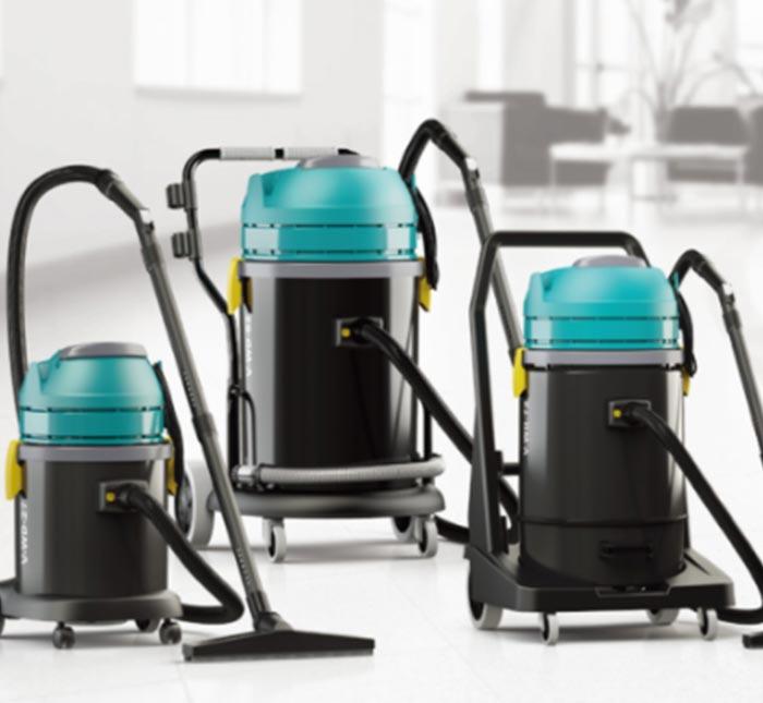 坦能V-WD系列干湿两用吸尘器