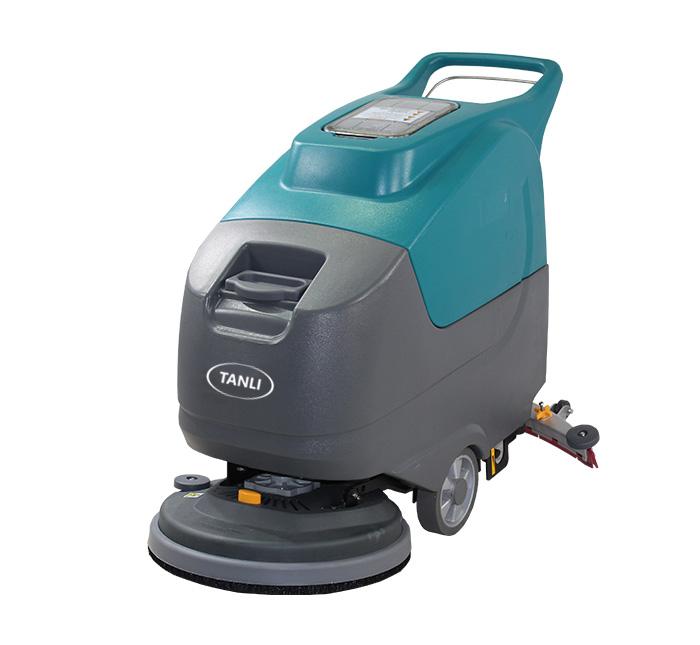 坦力TL T60/T60BT手推式洗地机