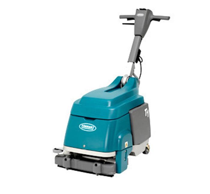 坦能T1手推式小型洗地机