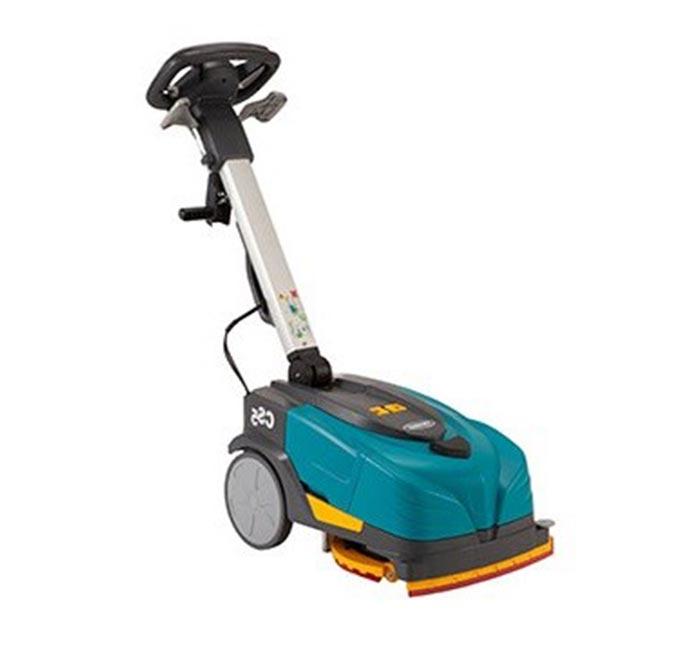 坦能CS5微型手推式洗地机