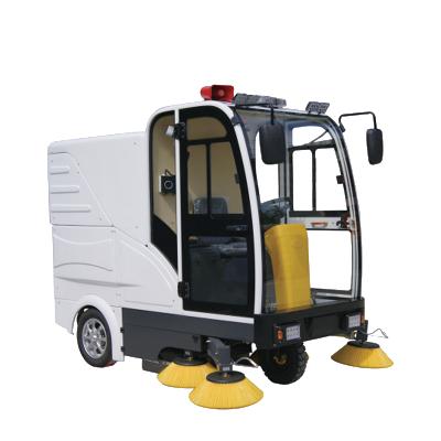 坦力S20F多功能直投式电动扫地车
