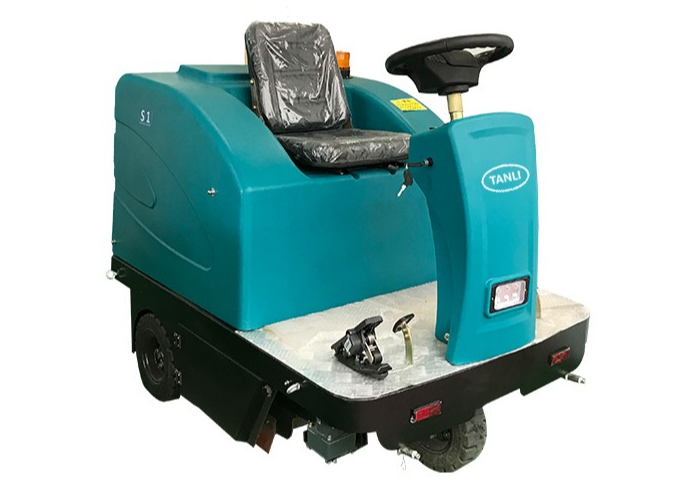 驾驶式扫地机维护保养疑难问题和常见问题
