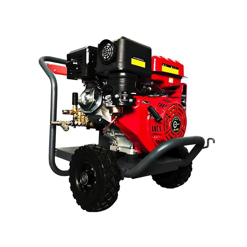TL-G270户外高压清洗机 (汽油驱动)