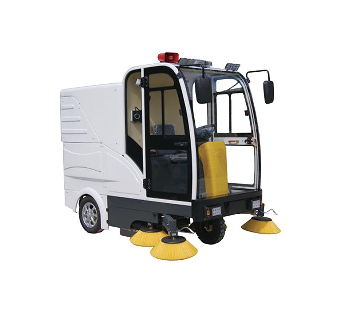 坦力S20F多功能智能式电动扫地车