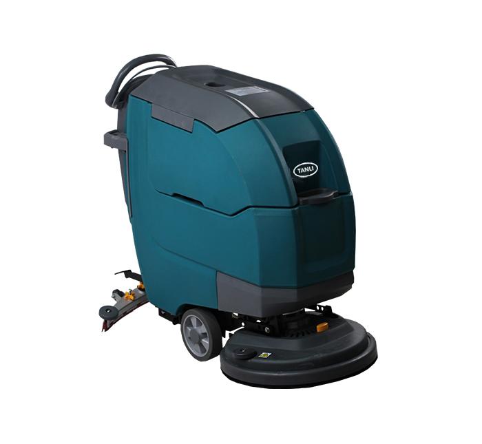 坦力TL T50手推式洗地机