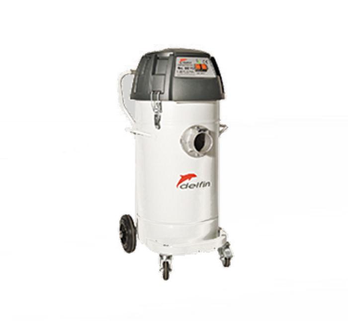 工业吸尘器配备碳刷型旁路电机