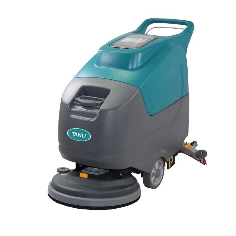 坦力T60BT手推式单刷洗地机