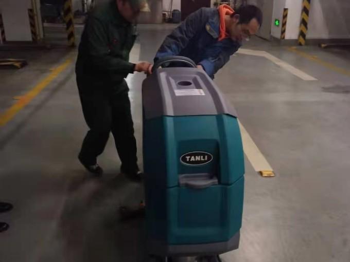 洗地机已成为保洁行业最得力的助手