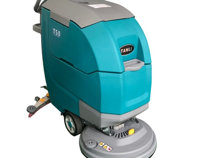 让众多行业青睐的洗地机有哪些优点?