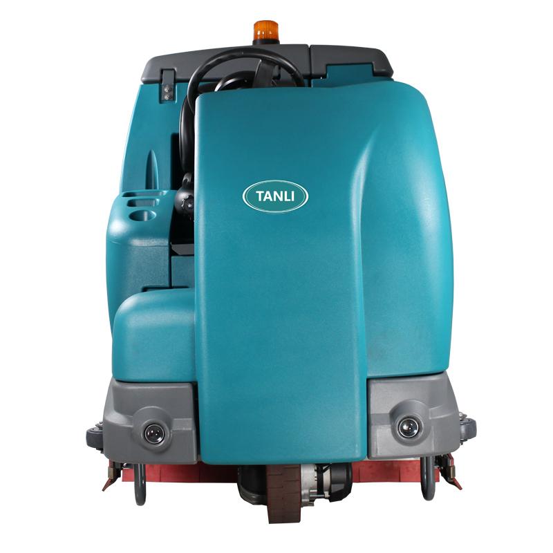 坦力T1200驾驶式双刷洗地机