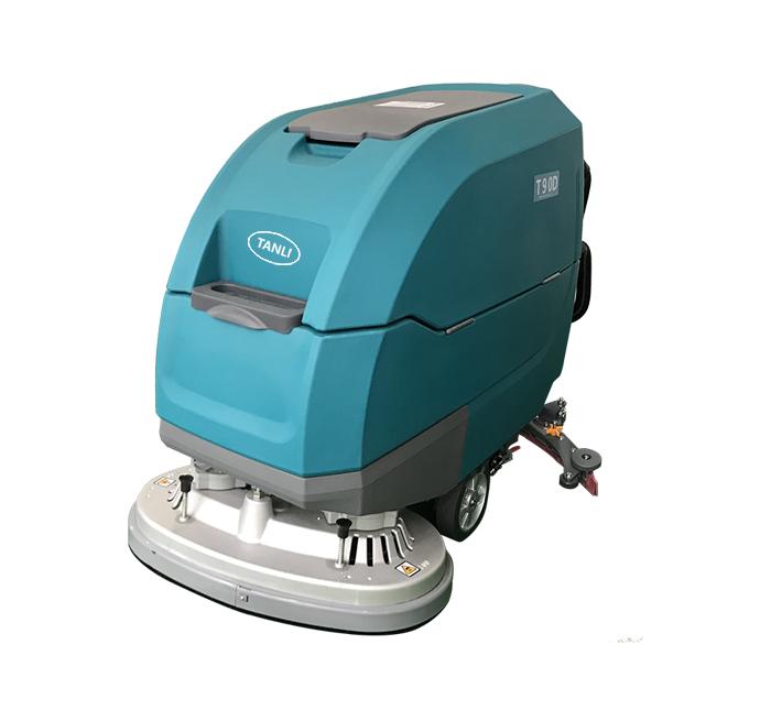 坦力TL T90D手推式双刷洗地机