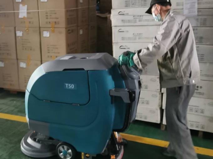 小型洗地机适用于哪些场所?
